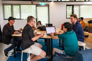 EarthTech Finalists at the Peregian Digital Hub with Silicon Coast