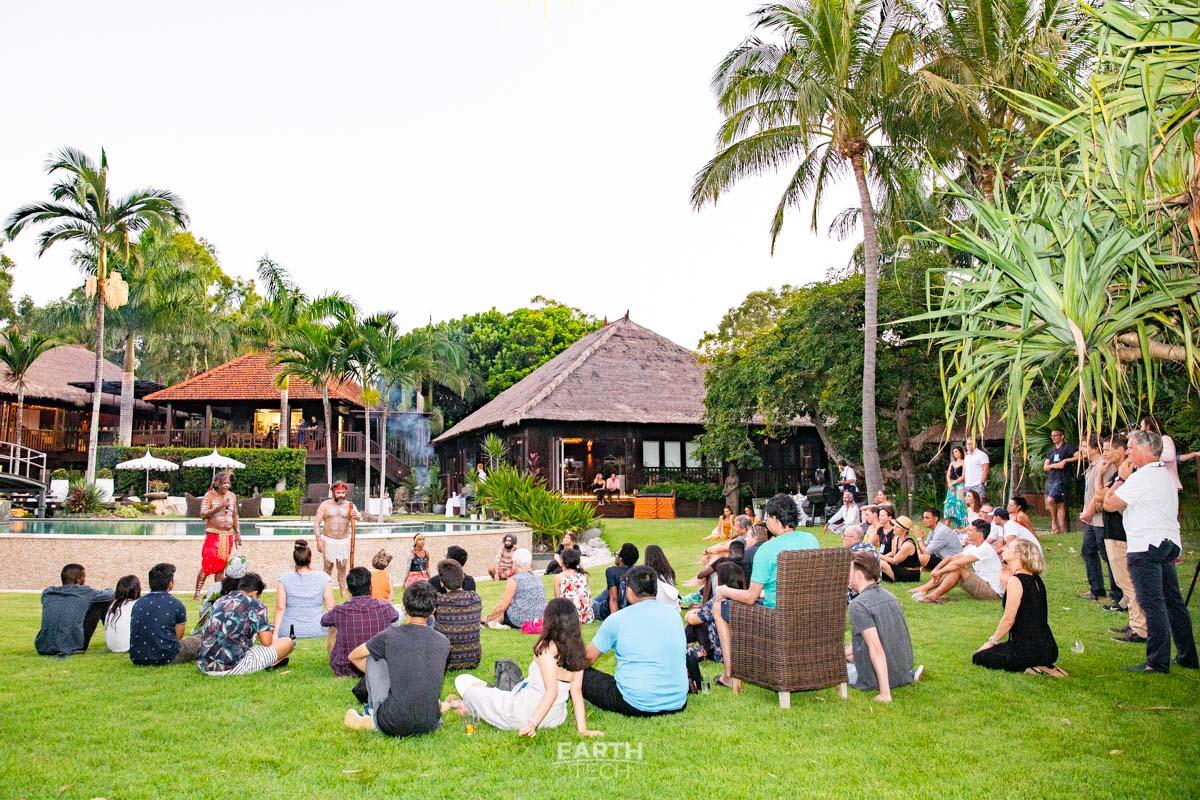 Gubbi Gubbi Dance - EarthTech Summit Makepeace Island 2020