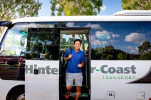 EarthTech Summit Supporter Hinter Coast Transport