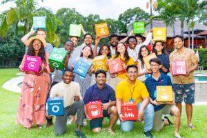 EarthTech Summit Finalists at Makepeace Island